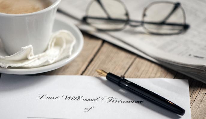 Testamento olografo: come si scrive?