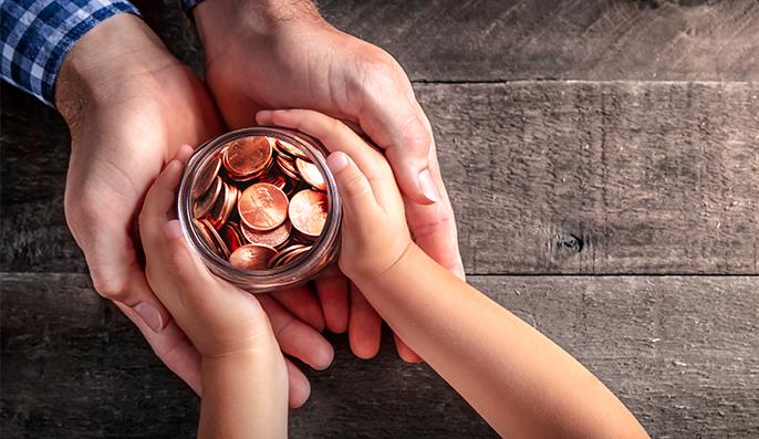 Trasmissione ricchezza familiare