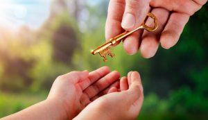 Il trasferimento del patrimonio familiare: la donazione